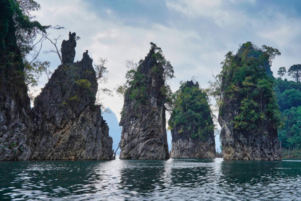 チャオラン湖