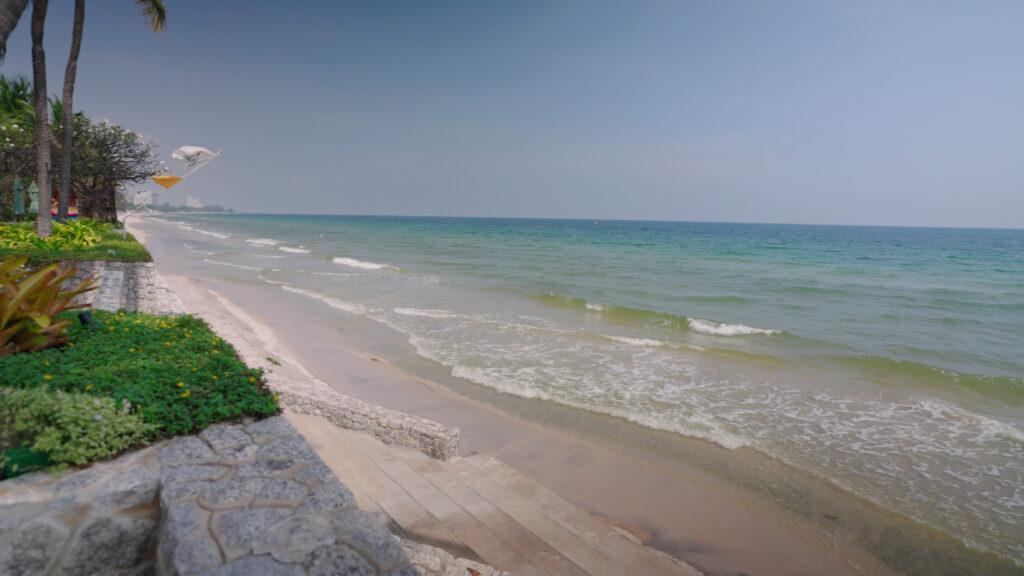 ホアヒンビーチ